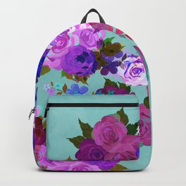 Roses Jumble Backpack