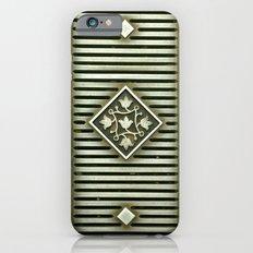 Metal Panel iPhone 6s Slim Case