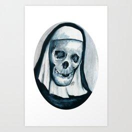 As We Forgive Those Who Trespass Against Us Art Print