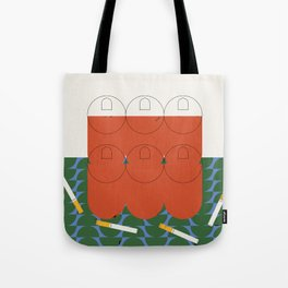 Friday Night Dinner Tote Bag