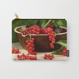 Delicious berries in still life Carry-All Pouch