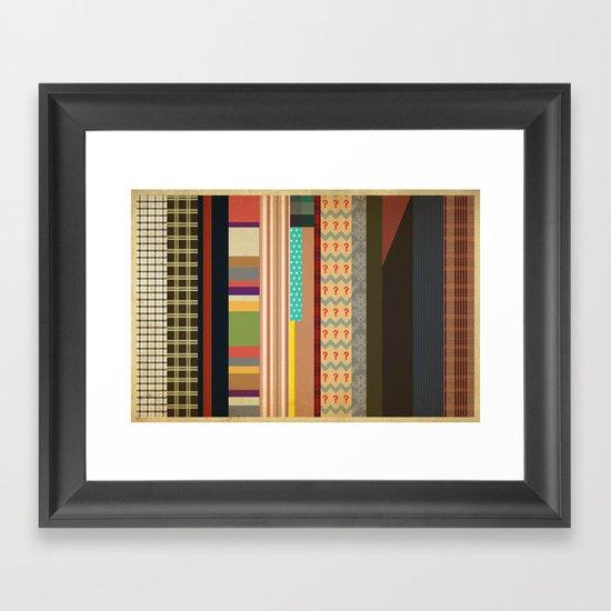 The Doctors Framed Art Print