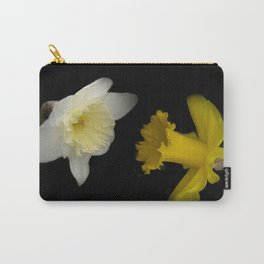 same but different - onblack Carry-All Pouch
