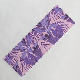 Tropical '17 - Starling [Banana Leaves] Yoga Mat