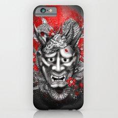 Hannya dragon mask iPhone 6s Slim Case