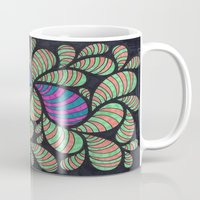 bugs Mugs featuring Bugs by Sarah J Bierman