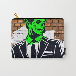 Greed grafitti wall Carry-All Pouch