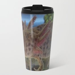 Wild Axolotl Travel Mug