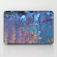 balance iPad Cases featuring Waterfall  by Lena Weiss
