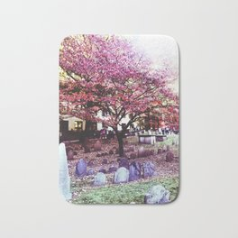 For the love of cemeteries 2 Bath Mat