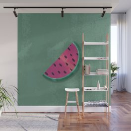 Break Me Off A Slice Of That... Watermelon! Wall Mural