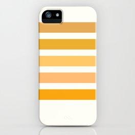 Halloween Colors Art Print iPhone Case