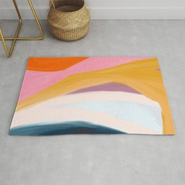 Let Go - no.36 Shapes and Layers Rug
