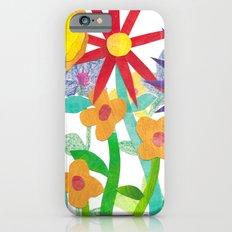 More Flowers Slim Case iPhone 6s