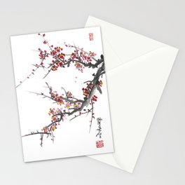 Cherry Blossom One Stationery Cards