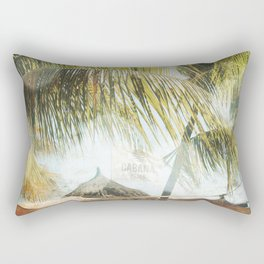 Cabana Beach Rectangular Pillow
