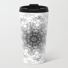 mandala - muse 2 Metal Travel Mug