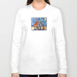 Starry Lu Long Sleeve T-shirt