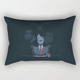 Hannibal series Rectangular Pillow