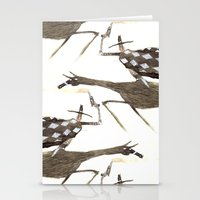 cowboy Stationery Cards featuring Cowboy by Peerro
