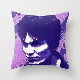 The Night Stalker: Richard Ramirez Throw Pillow