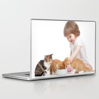 child Laptop & iPad Skins featuring Child by iD70my