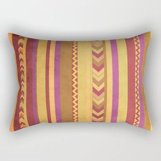 aztec I Rectangular Pillow