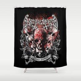 Hells Gate Shower Curtain