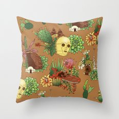 Serene Tatooine  Throw Pillow