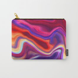 Pink Obstruction Carry-All Pouch