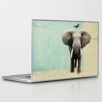 african Laptop & iPad Skins featuring friends for life  by Vin Zzep