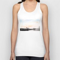 industrial Tank Tops featuring industrial V. by zenitt