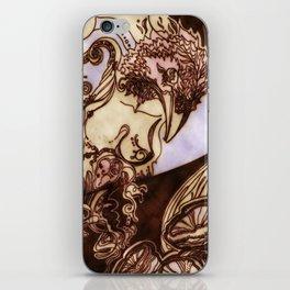 Deep Daze by MaxillaMellifer, aka Rosemary Knowles iPhone Skin