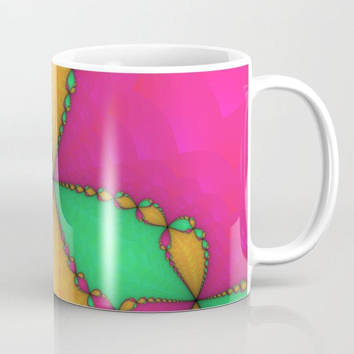 Newton Fractal Coffee Mug