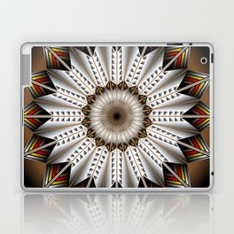 Feather Design Laptop & iPad Skin