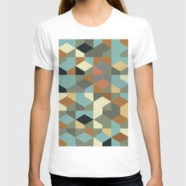 Abstract Geometric Artwork 57 T-shirt