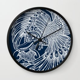 The Garuda Wall Clock