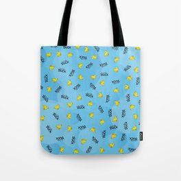 WHAT THE DUCK Tote Bag
