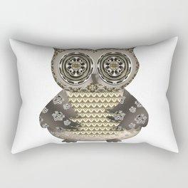 Owly Bird Rectangular Pillow