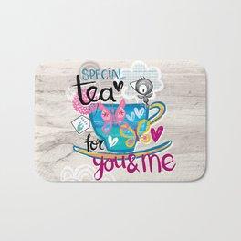 Special Tea Bath Mat