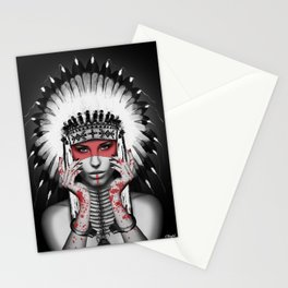Femme Fatale #1 Stationery Cards