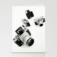 cameras Stationery Cards featuring cameras by Falko Follert Art-FF77
