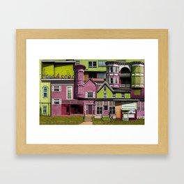 cochineal Framed Art Print
