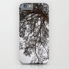 Up in the air. Into the deep forest Slim Case iPhone 6s
