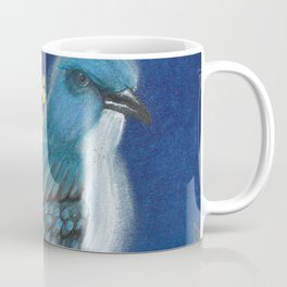 Gabriel the Mexican Blue Jay Coffee Mug