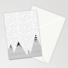 Mountain HD Stationery Cards