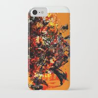metal gear solid iPhone & iPod Cases featuring metal gear by ururuty
