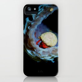 Colours of Night iPhone Case