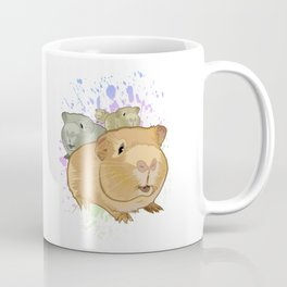Guinea Pigs Coffee Mug