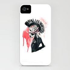 PUNK iPhone (4, 4s) Slim Case